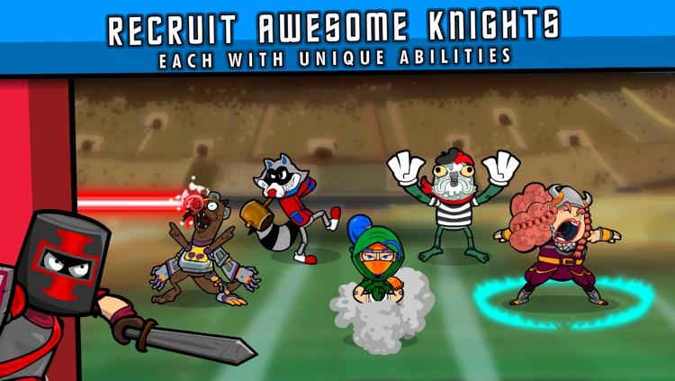 Flick Knights screenshot-3