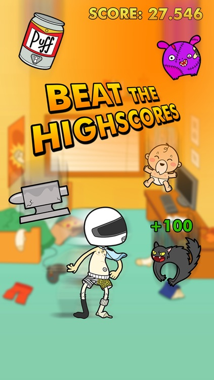 The Harlem Shake Dance Video Game Top - by Best Free Games for Fun screenshot-3