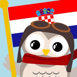 Gus on the Go: Croatian for Kids