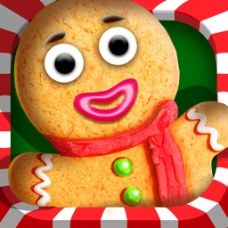 Christmas Gingerbread Cookies Mania! - Cooking Games FREE
