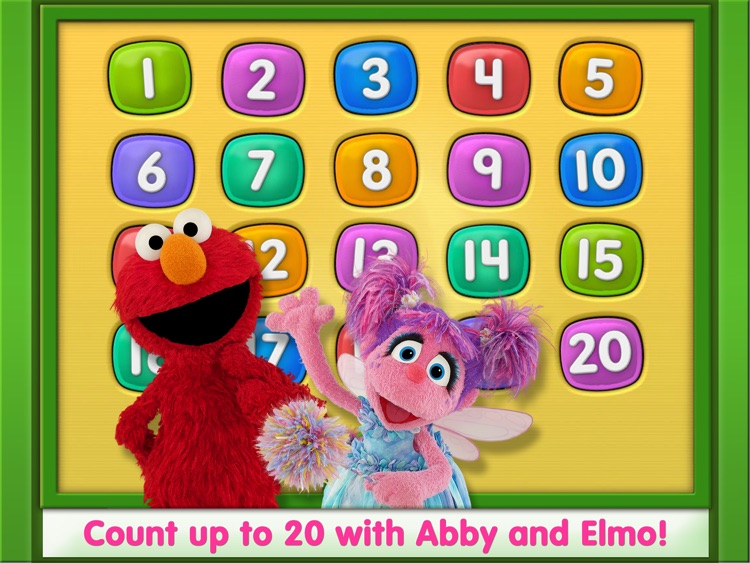 Elmo Loves 123s screenshot-0