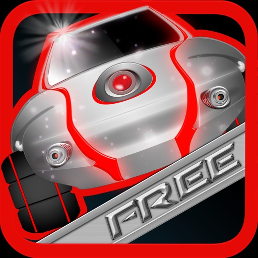 A Space Tracks Action Adventure Space Shooter Free Car Racing Games