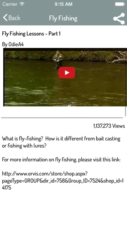 Fishing Guide - Ultimate Video Guide screenshot-3