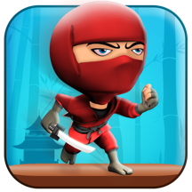 Teenage Ninja Run & Jump Mobile - Fun 3D Kids Games Free