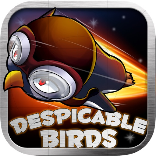 Despicable Birds - Bird Defense Game