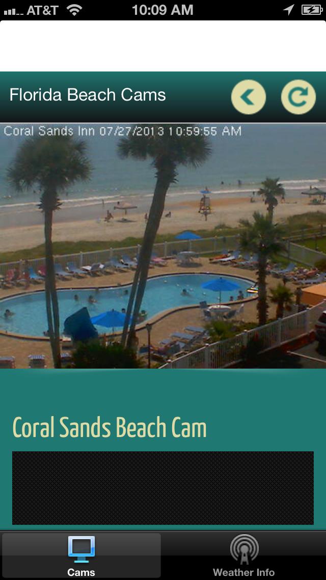 Florida Beach Cams screenshot two