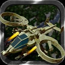 直升机战争游戏 - 丛林混沌