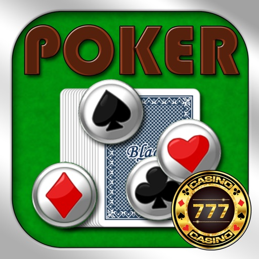 Mega Casino 777 Video Poker - Free