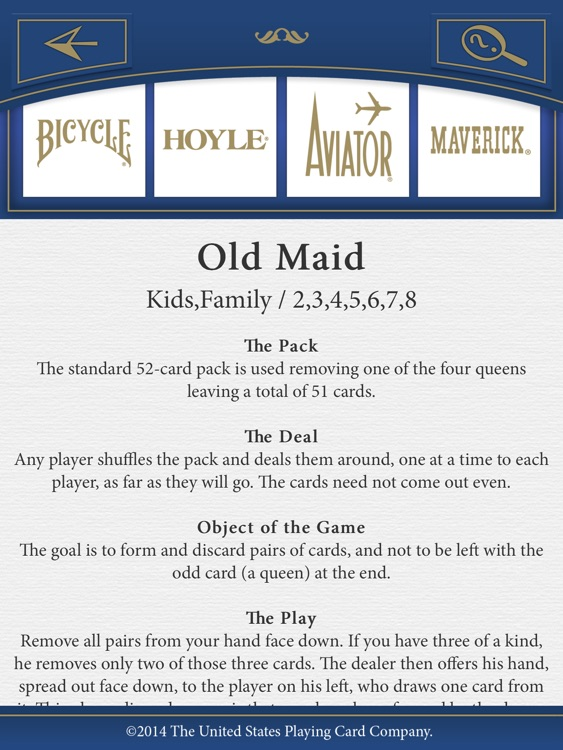 Bicycle® How To Play for iPad screenshot-3