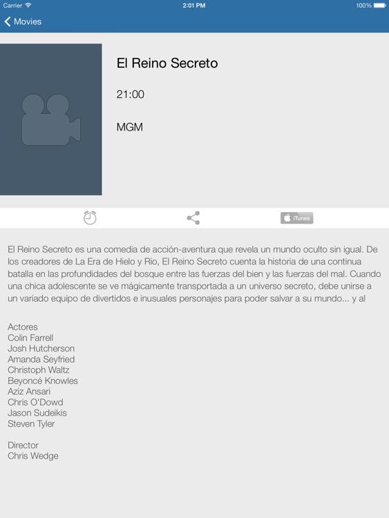 Televisión de México para iPad - MX