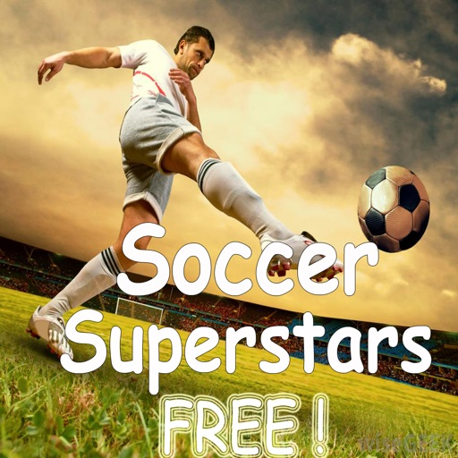 Soccer Superstars.Knowing your famous soccer players