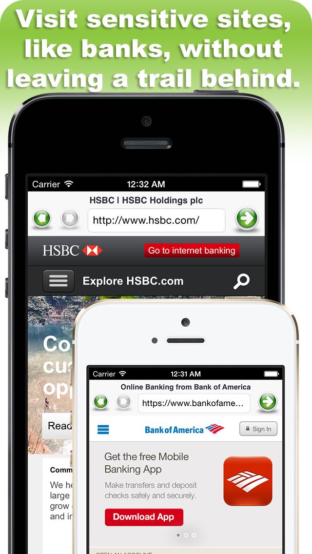 Secure Web Browser - Free by SinSoft, Inc  (iOS, United Kingdom