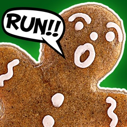 3D Ginger-bread Christmas Running Game For Awesome Kid-s Free Version