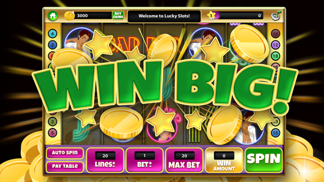 Lucky play vegas slots - free casino slot games itunes old slot machine games