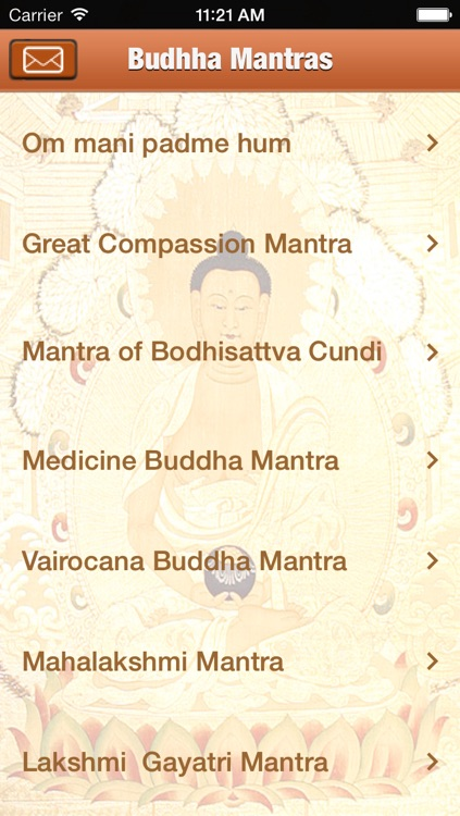 Buddha Mantras For Meditation Free