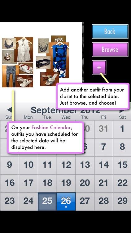 Closet Fashions Wardrobe Manager screenshot-4