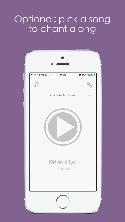 Kirtan Kriya Timer