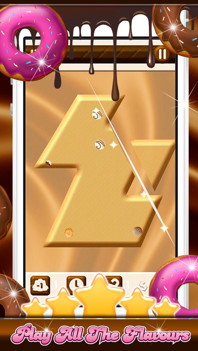 クレイジーチョコレイトドーナツブロックスラッシュのおすすめ画像5