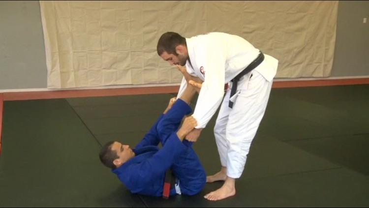 Brazilian Jiu Jitsu Legal Leg Lock Techniques.  World Championship Tested & Proven