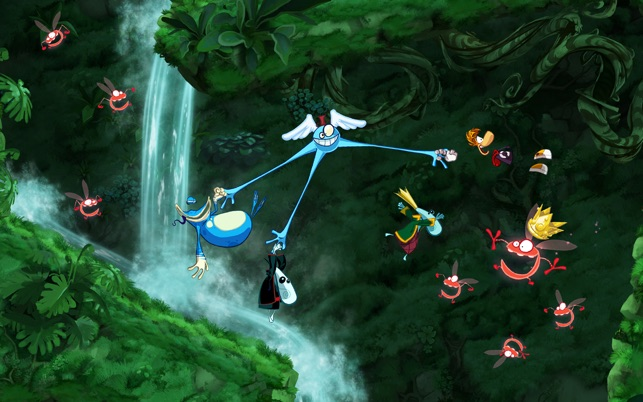 Rayman® Origins Screenshot