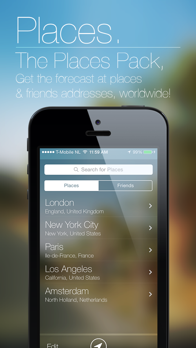 Mizzle: The Weather Appのおすすめ画像3