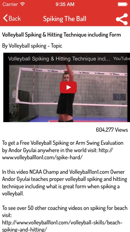 Volleyball Guide - Ultimate Video Guide screenshot-3