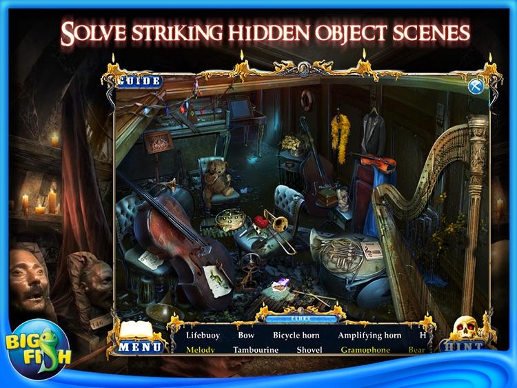 Dark Dimensions: Wax Beauty HD - A Hidden Object Adventure