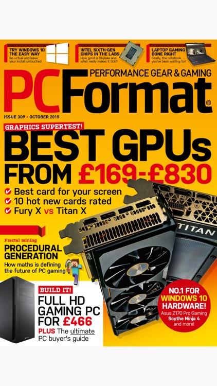 PC Format Legacy