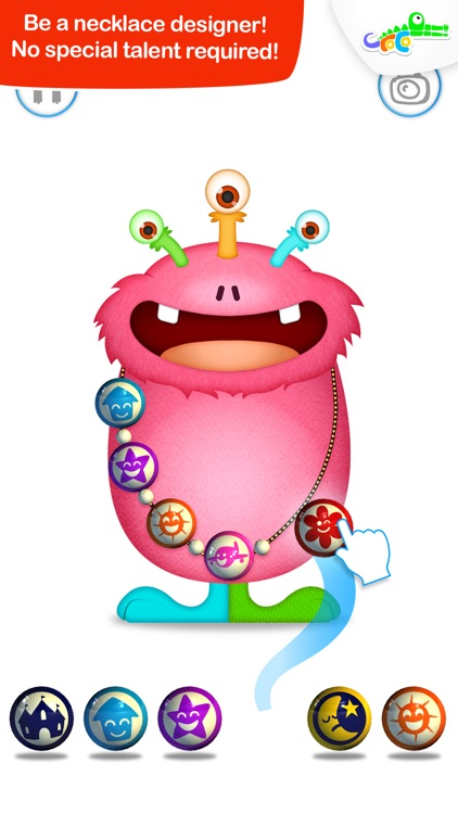 Design and Play - Monster Cute Jewels For You