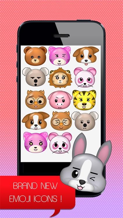 BigMojis Free - Very Large Emoji Stickers screenshot-4