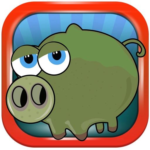 Cannon Bomb Shooter: Blast the Piggies! Icon