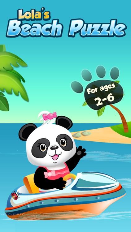 Lola's Beach Puzzle