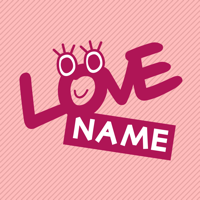 LOVE 名前相性占い - 相性チェック