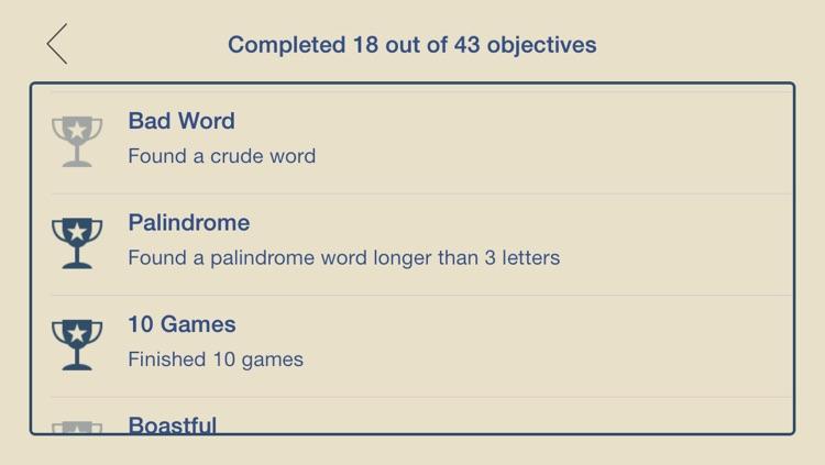 Word Safe - Free Word Puzzle Game screenshot-3