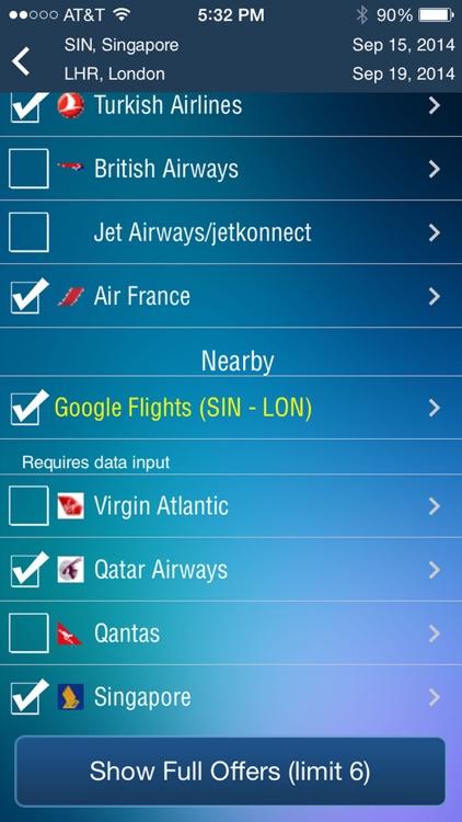 Singapore Changi Airport (SIN) Flight Tracker screenshot-3