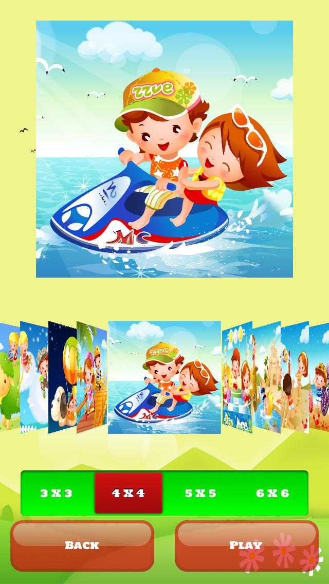 Cartoon Jigsaw | Kids Puzzle screenshot three