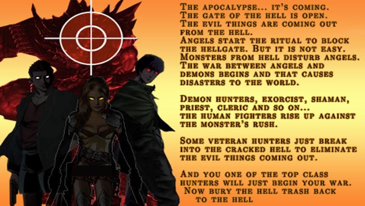 Supernatural Hunters Lite