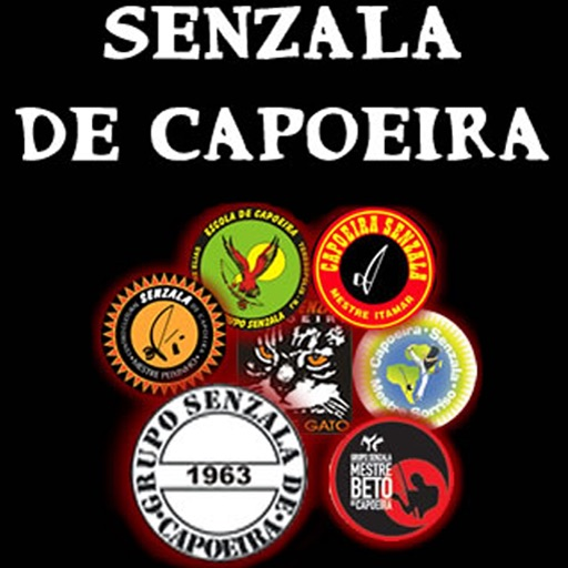 Mestres from Senzala de capoeira (with search)