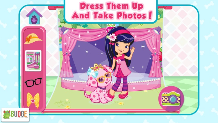 Strawberry Shortcake Puppy Palace – Pet Salon & Dress Up