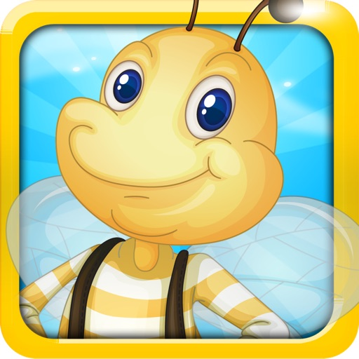 Bizzy The Bouncing Bee
