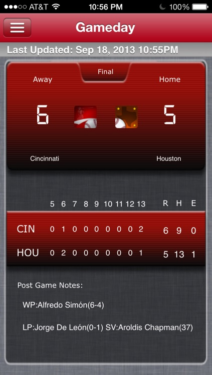 Cincinnati Baseball Live screenshot-4