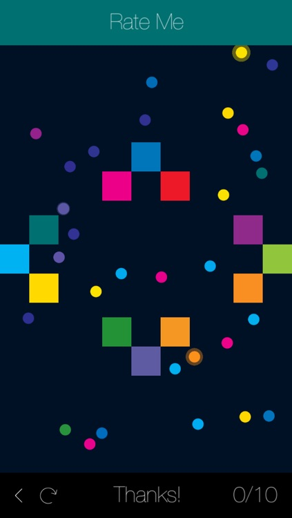 Dots Pop World ~ (A Dots Connecting Action Puzzle Game) FREE! screenshot-4