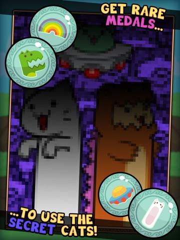 Скачать игру Kitty Cat Clicker - Поток виртуальный кошку с печеньем и конфетами