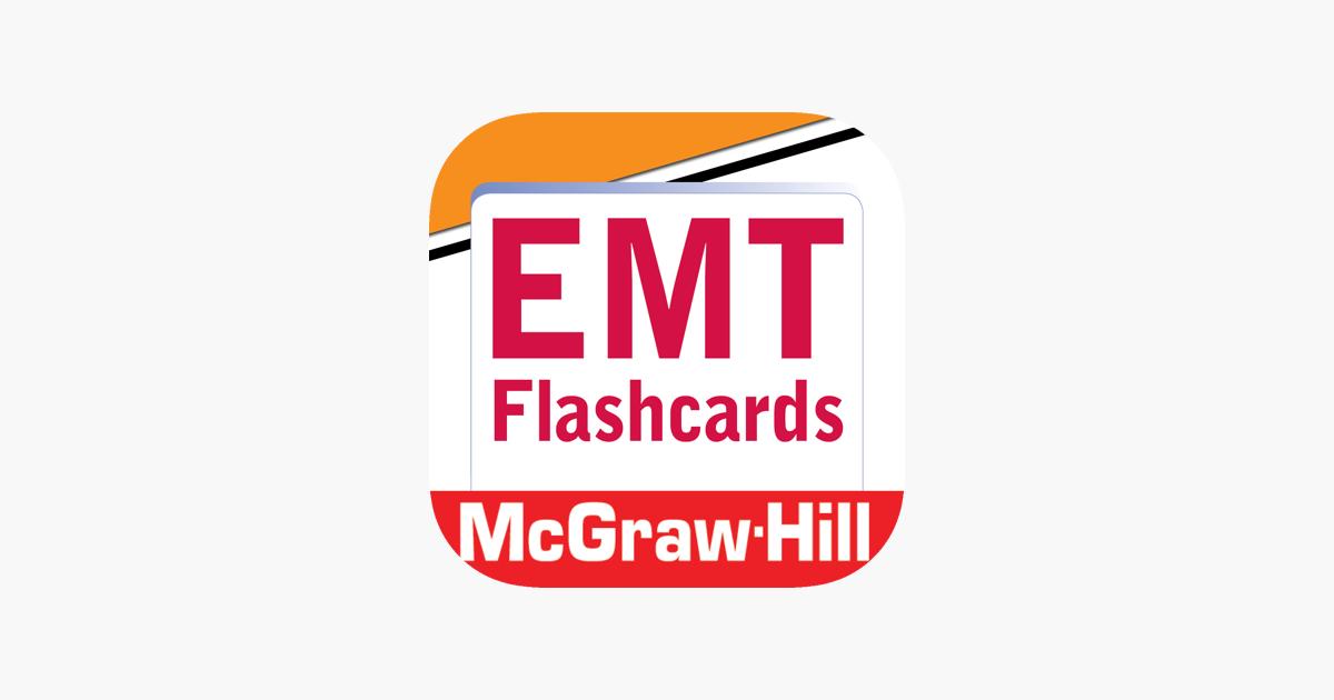Emt Certification Exam Flashcards App Store