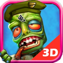 Zombie Run -  Escape Road Trip Dash 3D