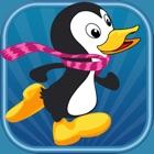 Amazing Penguin Run - incrível pinguim Raça, jogo livre icon