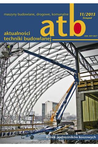 Screenshot of atb - aktualności techniki budowlanej