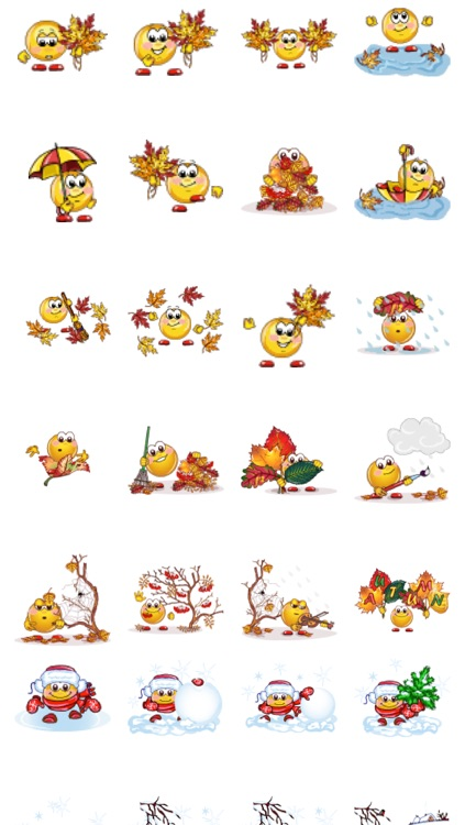 Stickers Mania - Animated Stickers for chat apps screenshot-4