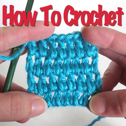 How To Crochet: Learn How To Crochet The Easy Way!