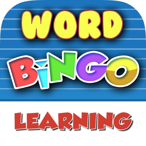 Word Bingo Learning icon